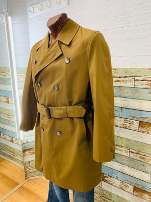 70's Trench Coat  By Rainfair