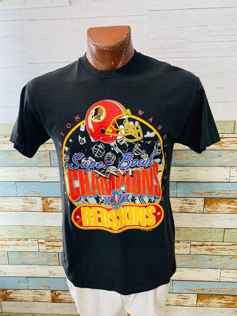 90s Super Bowl XXVI T-shirt