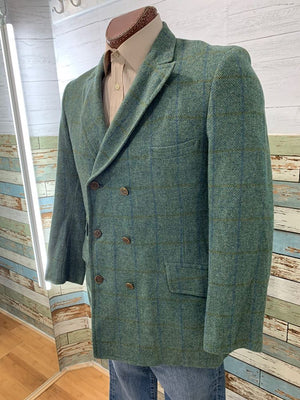 60s - Double Breast | Blazer - Hamlets Vintage