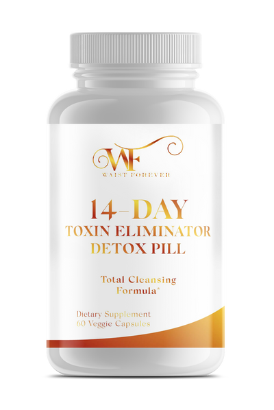 14 Day Toxin Eliminator Detox Pill