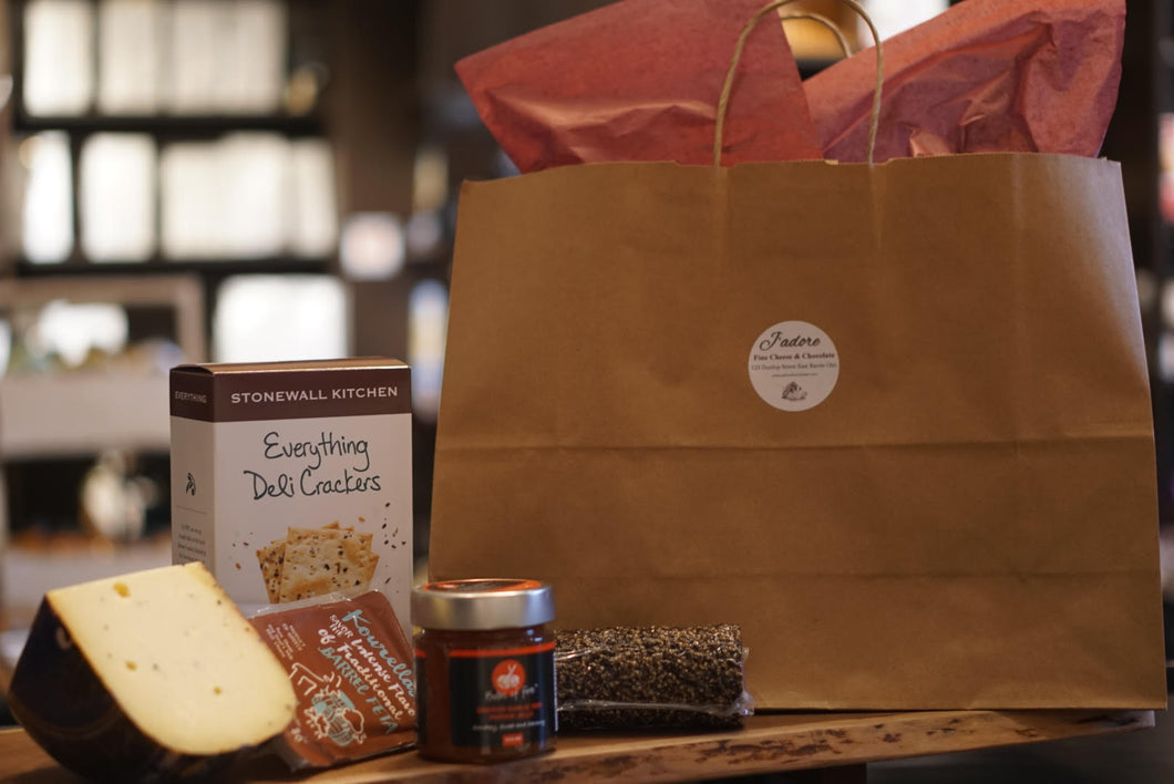 J'adore's Cheese Bag