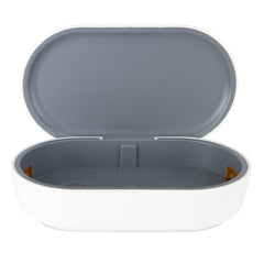 UV-C Light Sanitisation Box Front View Open Lid