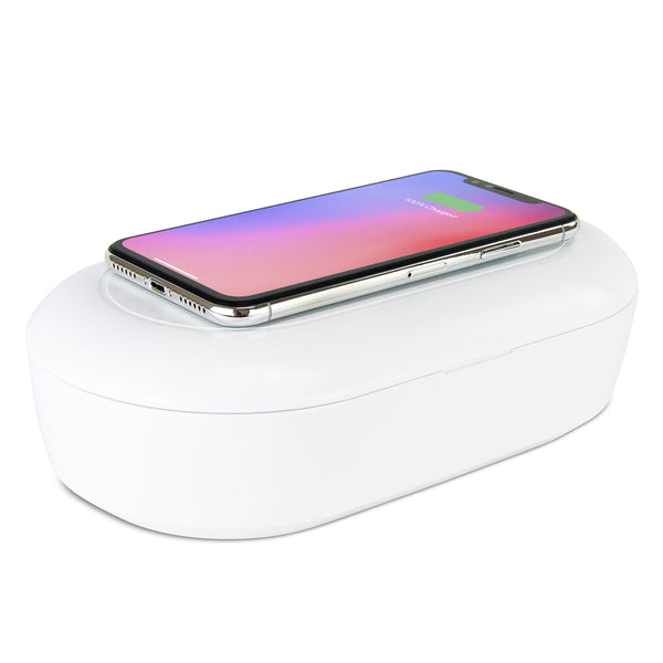 Wireless Charger and Steraliser Box
