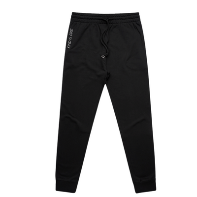 Womens Trackpants BLACK
