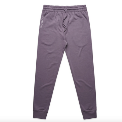 Womens Trackpants MAUVE