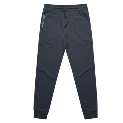 UNISEX Trackpants PETROL BLUE