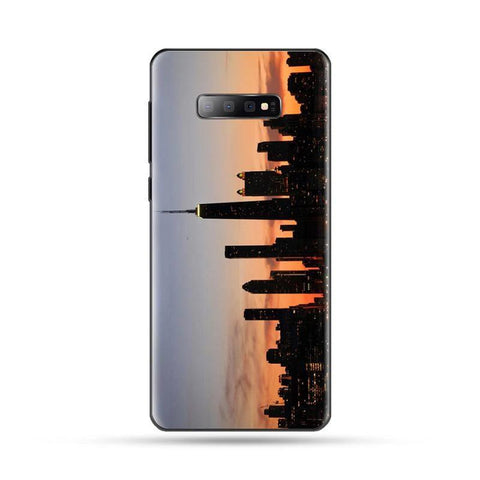 Coque Samsung New York Buildings