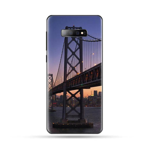 Coque Samsung New York Pont de Brooklyn