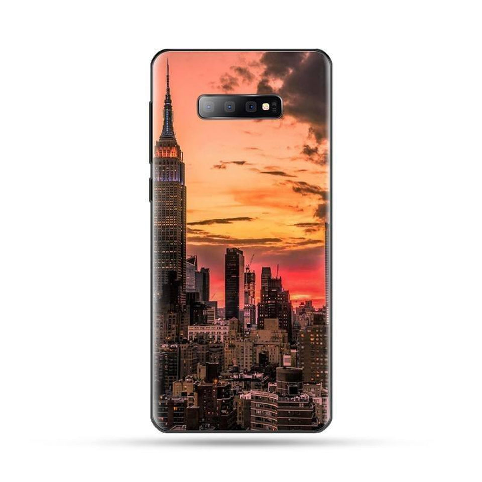Coque Samsung New York Manhattan