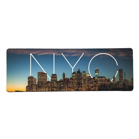 Tapis de Souris New York <br> City Horizon