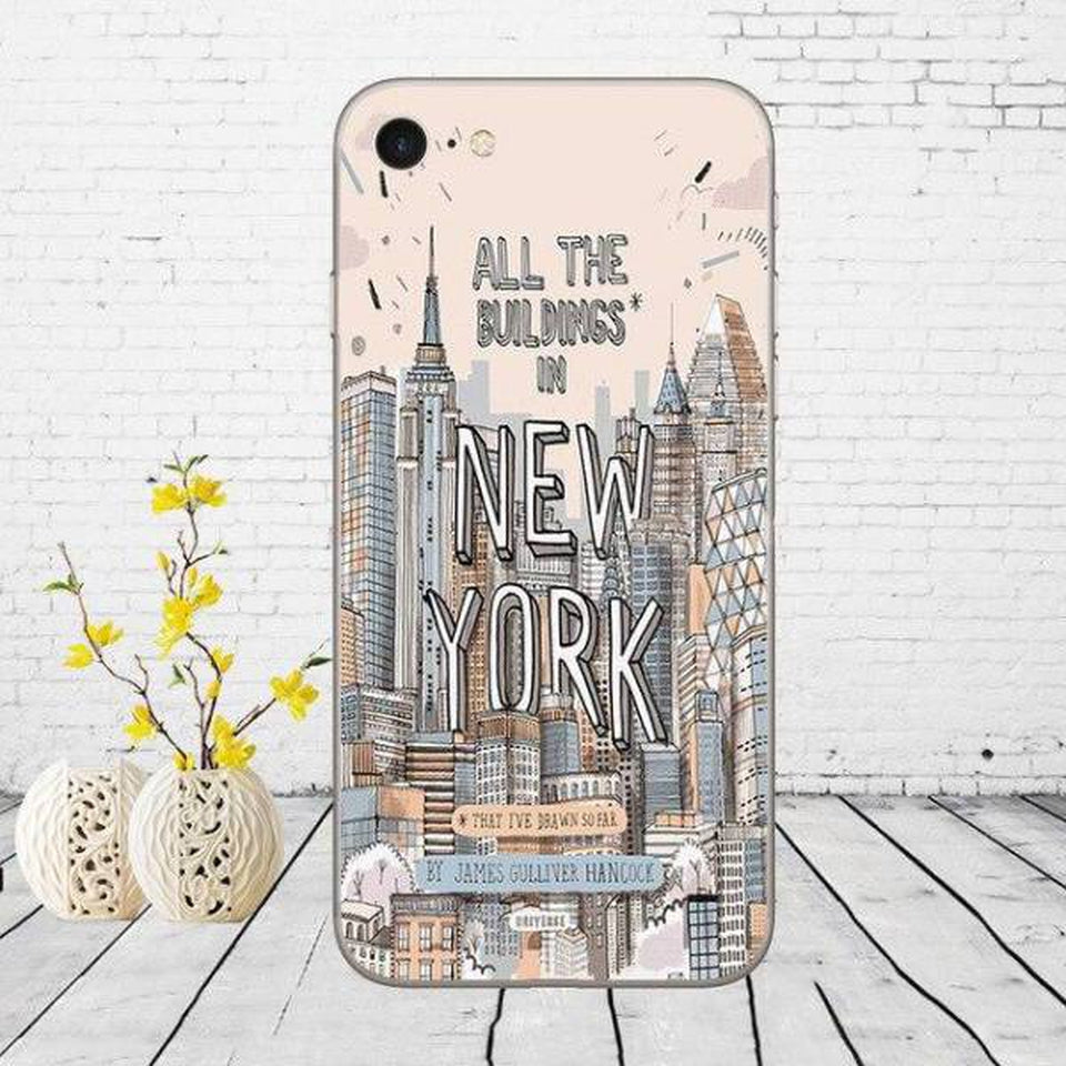 Coque All the Buildings in New York | NYC Shop