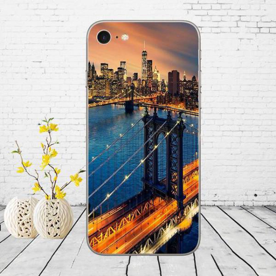 Coque New York Brooklyn Bridge | NYC Shop