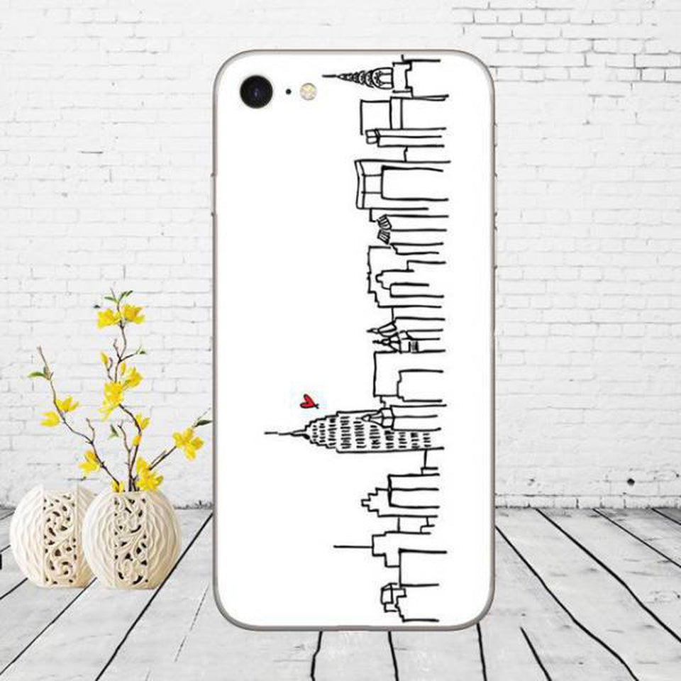 Coque New York Minimaliste | NYC Shop