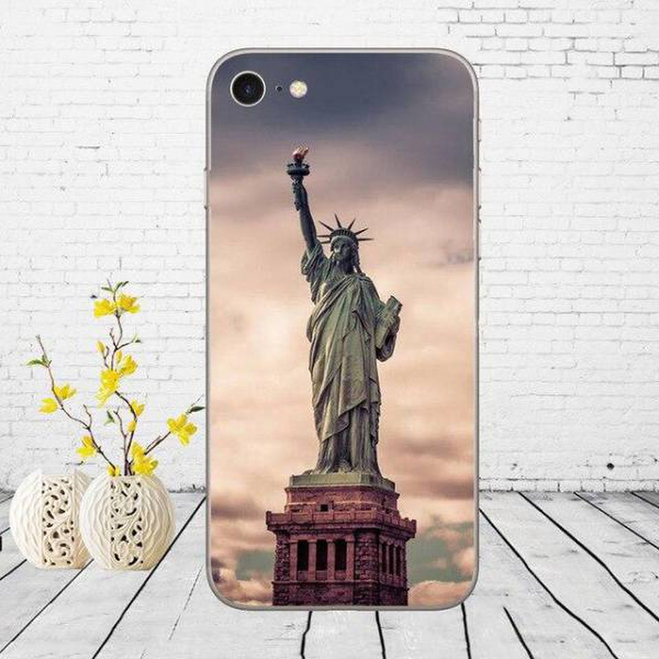 Coque New York Statue de la Liberté | NYC Shop