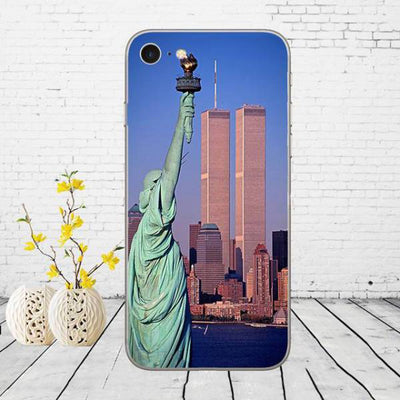 Coque New York Twin Towers | NYC Shop