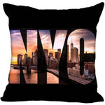 Coussin New York City Skyline | NYC Shop
