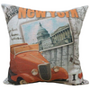 Coussin new york classique