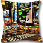 Coussin New York Times Square | NYC Shop