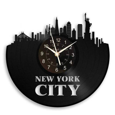 Horloge New York City Skyline | NYC Shop