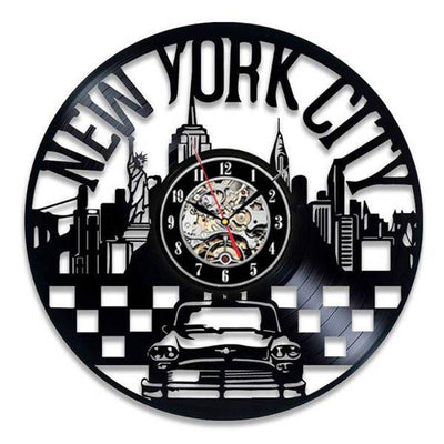 Horloge New York City Taxi | NYC Shop