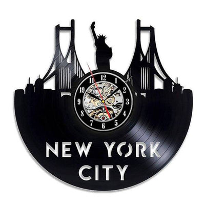 Horloge New York City | NYC Shop