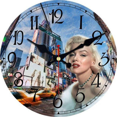 Horloge New York Fashion Marilyn Monroe | NYC Shop