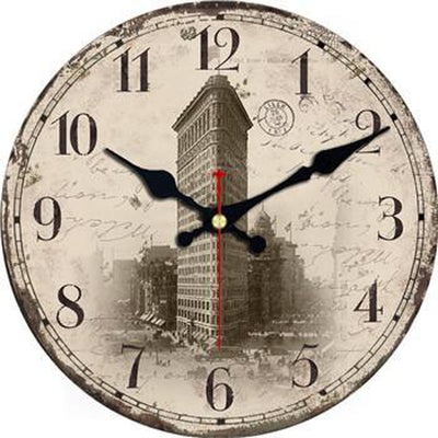 Horloge New York Flatiron Vintage | NYC Shop