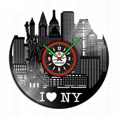 Horloge New York I Love NY | NYC Shop