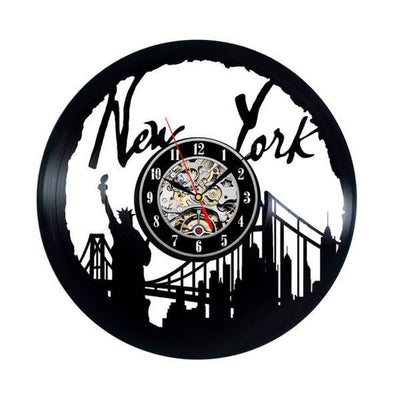 Horloge New York Moderne | NYC Shop