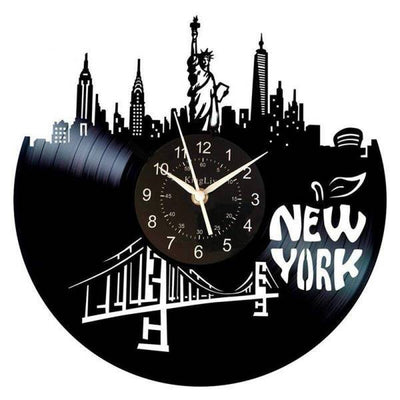 Horloge New York Skyline | NYC Shop