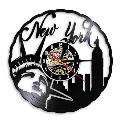 Horloge New York Statue de la Liberté | NYC Shop