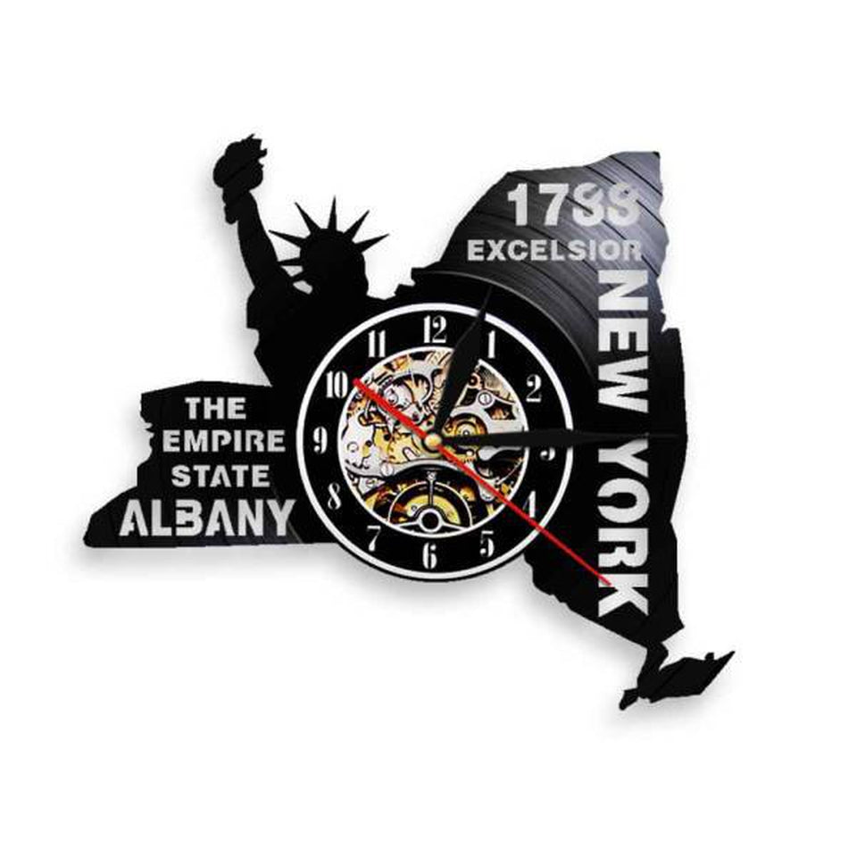 Horloge New York The Empire State | NYC Shop
