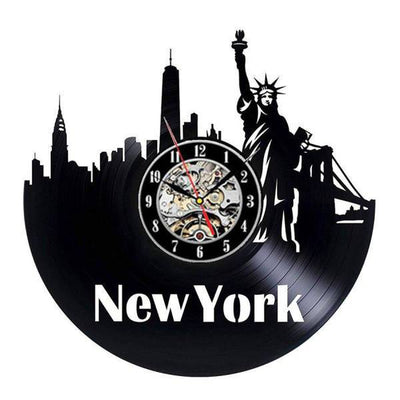 Horloge New York Ville de Rêve | NYC Shop