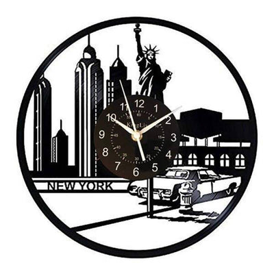 Horloge New York Vintage | NYC Shop