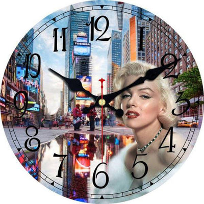 Horloge Times Square Marilyn Monroe | NYC Shop