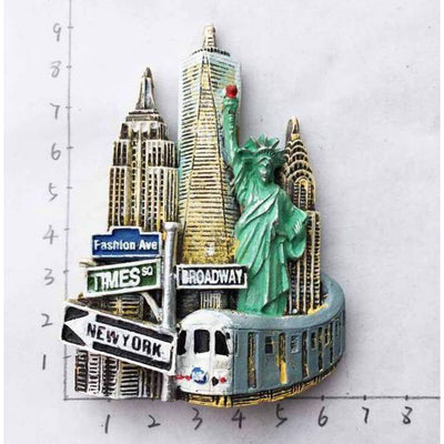 Magnet New York 3D | NYC Shop