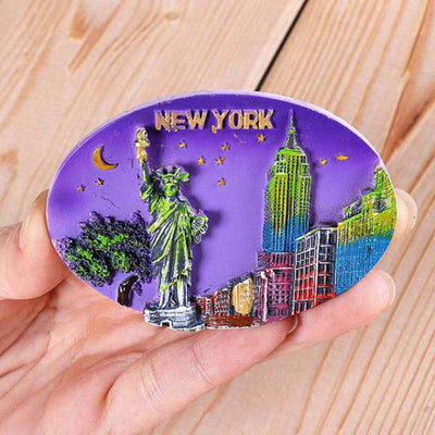 Magnet New York By Night | NYC Shop
