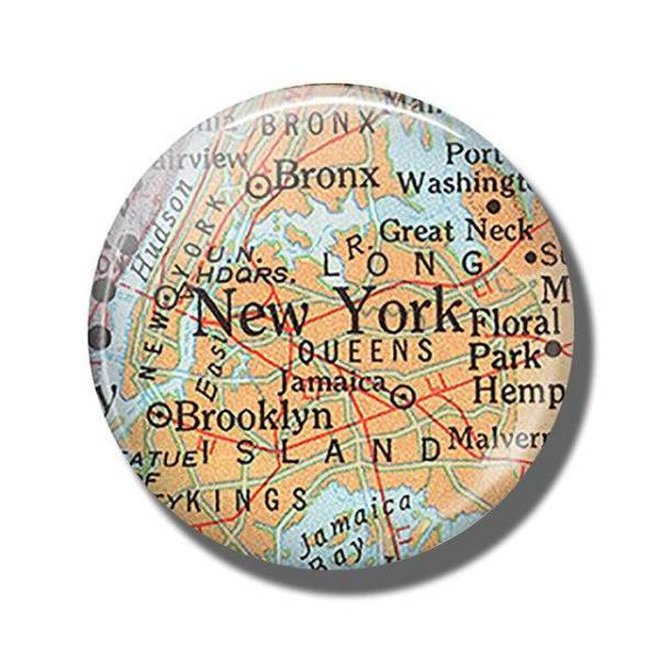 Magnet New York Maps | NYC Shop