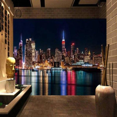Papier Peint New York de Nuit | NYC Shop