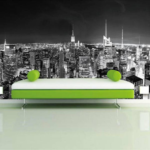 Papier Peint New York Manhattan by Night | NYC Shop