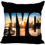 Coussin New York <br> City Skyline