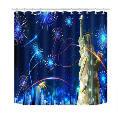 Rideau New York Feu d'Artifice | NYC Shop