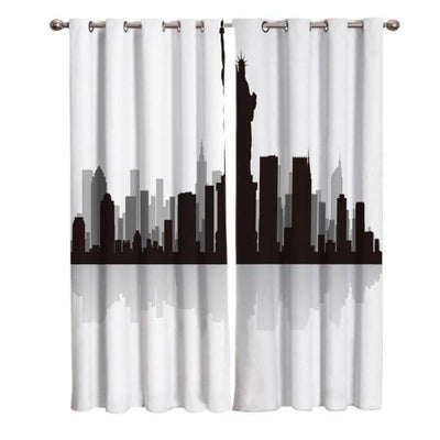 Rideau New York Statue of Liberty Skyline | NYC Shop