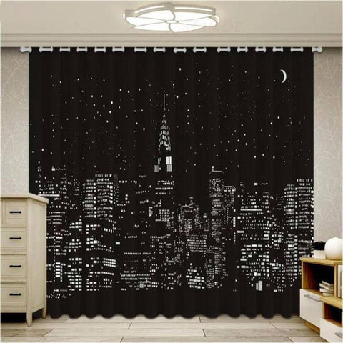 Rideau Occultant New York Assombrissant | NYC Shop