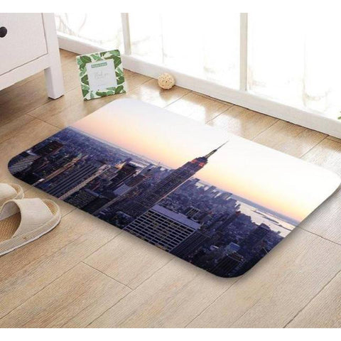 Tapis New York Manhattan View | NYC Shop