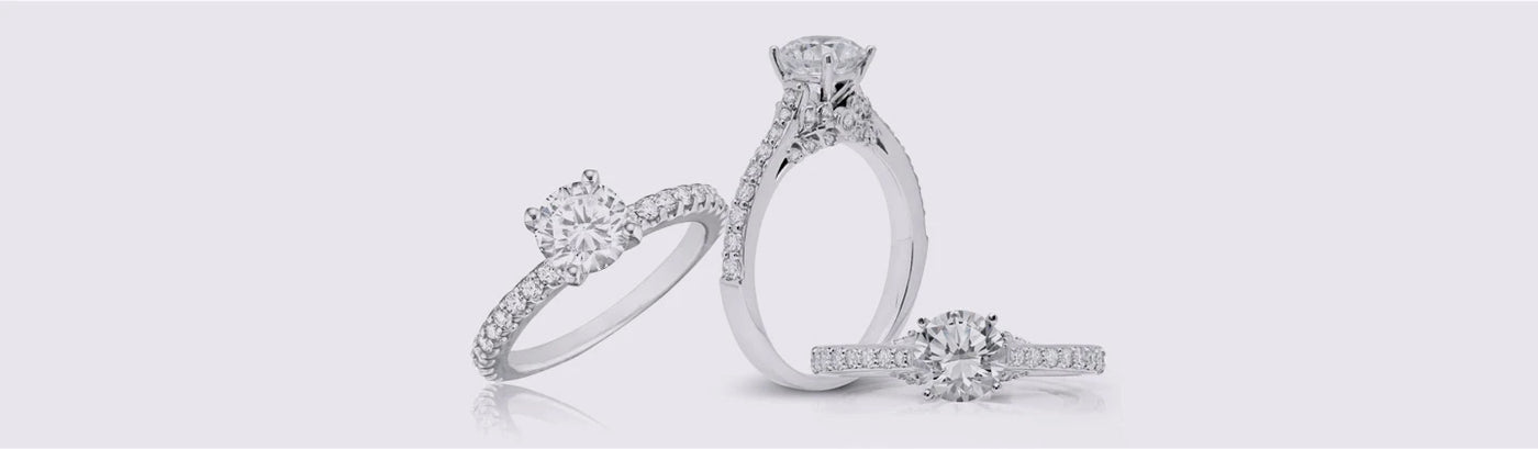 Engagement Rings - Classic