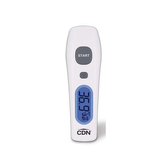 CDN No-Contact Infrared Forehead Thermometer - FDA Certified