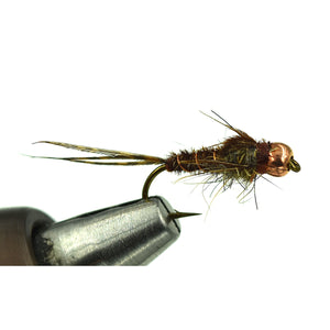 Bead Head March Brown Nymph
