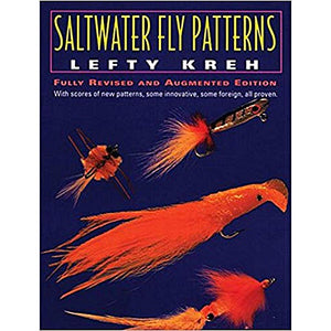Saltwater Fly Patterns by Lefty Kreh
