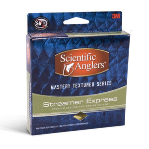 Scientific Anglers Textured Streamer Express Fly Line